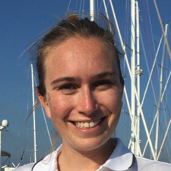 First mate/Engineer: Susie Weaver